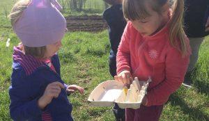 Otroci iz oddelka Kamencki, enote Studeno so raziskovali v bliznji okolici 08